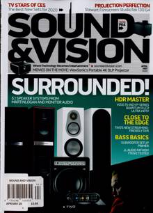 Sound & Vision  Magazine APR-MAY Order Online