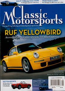 Classic Motorsports Magazine Issue MAY 20