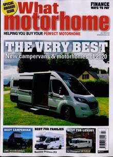 What Motorhome Magazine Issue JUL 20