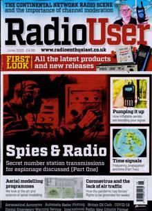 Radio User Magazine JUN 20 Order Online