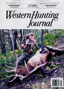 Western Hunting Journal Magazine 04 Order Online