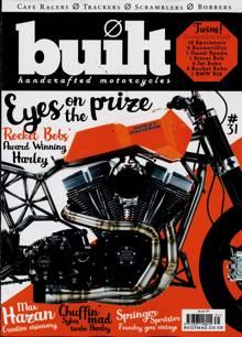 Built Magazine NO 31 Order Online