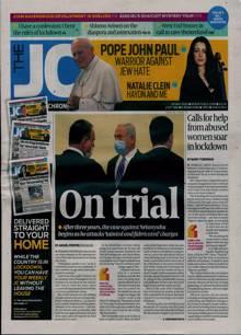 Jewish Chronicle Magazine 29/05/2020 Order Online