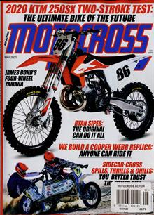 Motocross Action Magazine MAY 20 Order Online