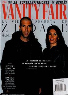 Vanity Fair Spanish Magazine Issue NO 140