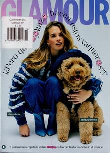 Glamour Spanish Magazine NO 210 Order Online