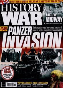History Of War Magazine Issue NO 81