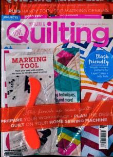 Love Patchwork Quilting Magazine NO 87 Order Online