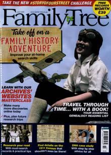 Family Tree Magazine JUL 20 Order Online