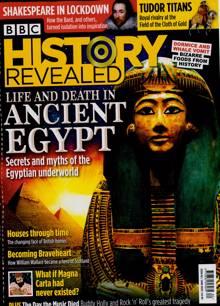 Bbc History Revealed Magazine JUN 20 Order Online