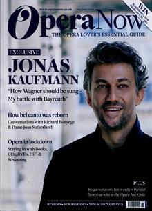 Opera Now Magazine MAY-JUN Order Online
