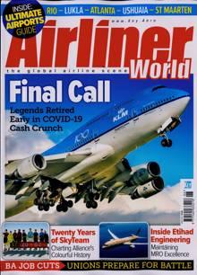 Airliner World Magazine JUN 20 Order Online