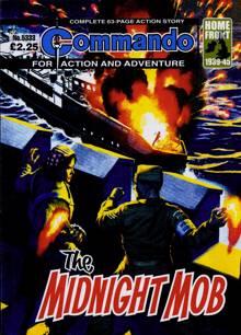 Commando Action Adventure Magazine NO 5333 Order Online