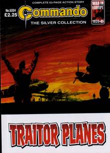 Commando Silver Collection Magazine NO 5334 Order Online