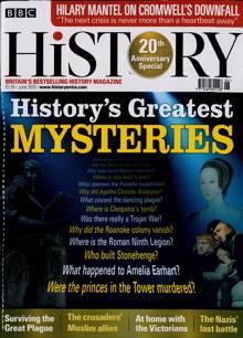 Bbc History Magazine JUN 20 Order Online