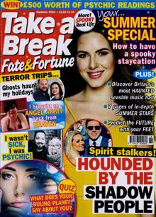 Tab Fate And Fortune Magazine Issue SUMMER