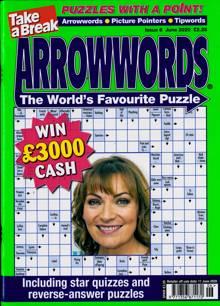 Take A Break Arrowwords Magazine NO 6 Order Online