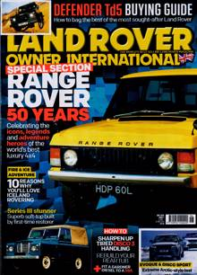 Land Rover Owner Magazine JUN 20 Order Online