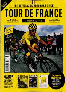 Essential Cycling Series Magazine TDF Order Online
