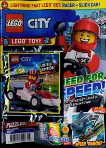 Lego City Magazine Issue NO 27