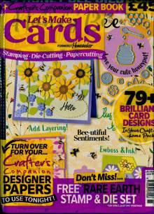 Lets Make Cards Magazine NO 85 Order Online