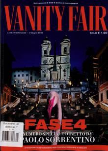 Vanity Fair Italian Magazine Issue NO 20020-1