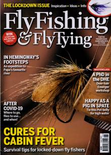 Fly Fishing & Fly Tying Magazine JUN 20 Order Online