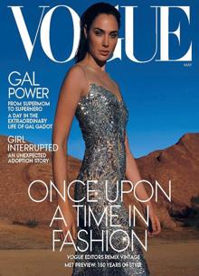 Vogue Usa Magazine MAY 20 Order Online
