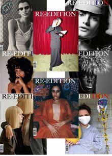 Re Edition Magazine NO 13 Order Online