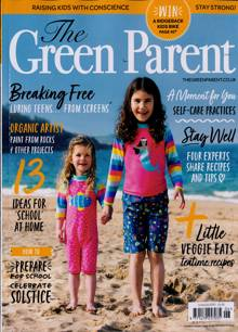 Green Parent Magazine JUN-JUL Order Online