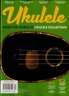 Acoustic Guitar Magazine UKULELESUM Order Online