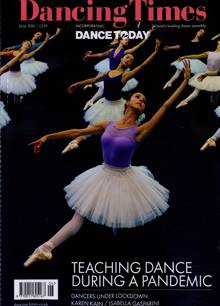 Dancing Times Magazine Issue JUN 20