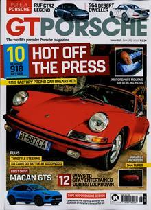 Gt Purely Porsche Magazine Issue JUN-JUL