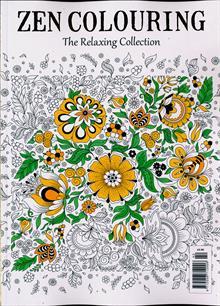Zen Colouring Magazine NO 42 Order Online
