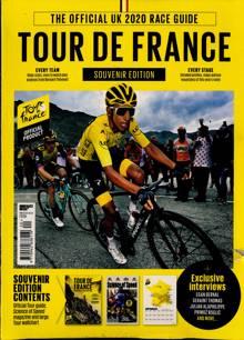 Official Tour De France Magazine Issue 2020