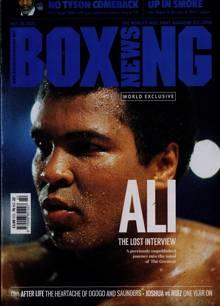 Boxing News Magazine Issue 28/05/2020