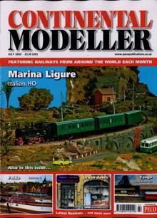Continental Modeller Magazine JUL 20 Order Online