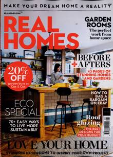 Real Homes Magazine Issue AUG 20