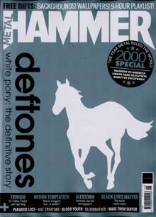 Metal Hammer Magazine Issue NO 337