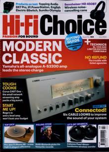 Hi Fi Choice Magazine JUL 20 Order Online