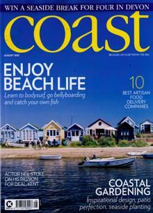 Coast Magazine AUG 20 Order Online