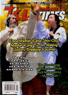 Tae Kwon Do Times Magazine MAR 20 Order Online