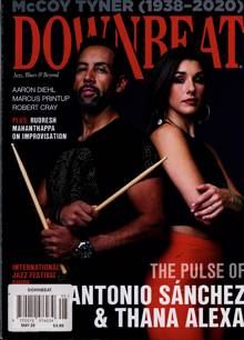 Downbeat Magazine MAY 20 Order Online