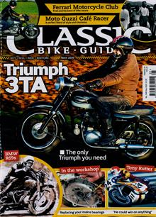 Classic Bike Guide Magazine MAY 20 Order Online