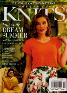 Interweave Knits And Knitscene Magazine Issue KNITS SUMM