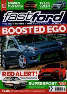 Fast Ford Magazine JUL 20 Order Online
