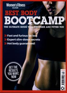 Womens Fitness Guide Magazine Issue NO 4