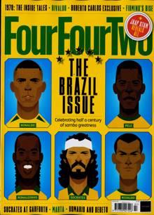 Fourfourtwo Magazine JUL 20 Order Online