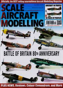 Scale Aircraft Modelling Magazine Issue JUL 20
