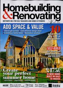 Homebuilding & Renovating Magazine AUG 20 Order Online